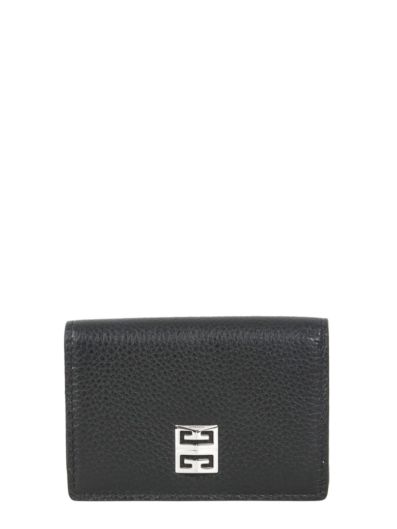 Givenchy 4g Compact Wallet - Nero