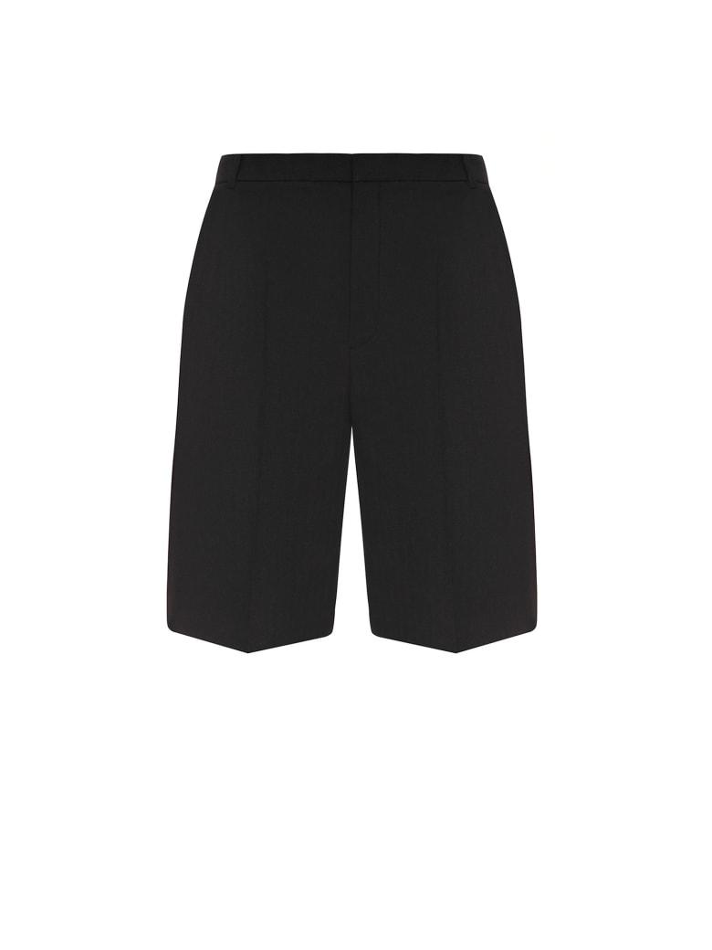 Saint Laurent Saint Laurent Black Shorts - NOIR