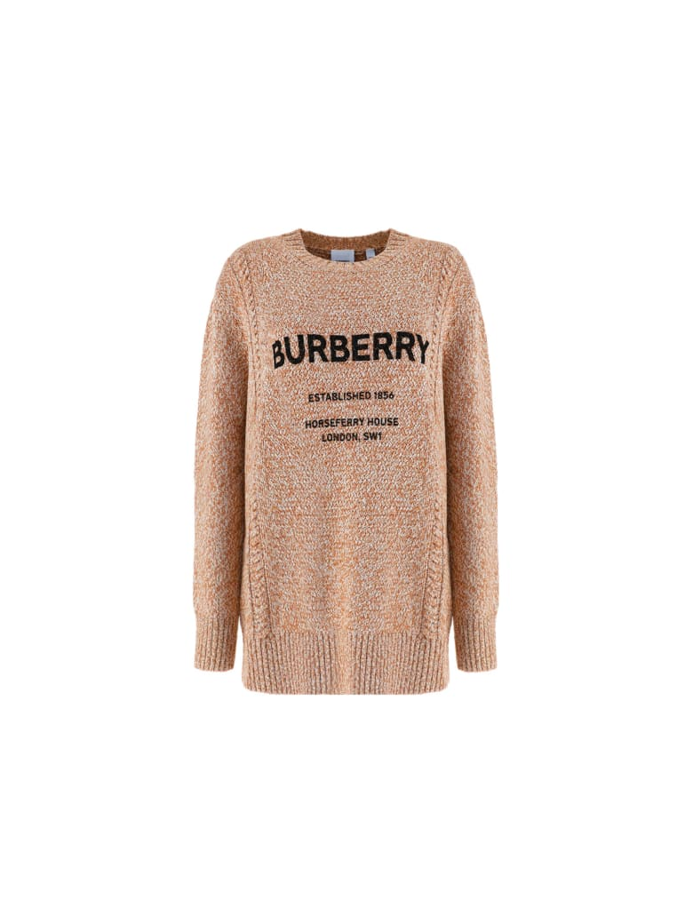 Burberry Mabel Sweater - Camel