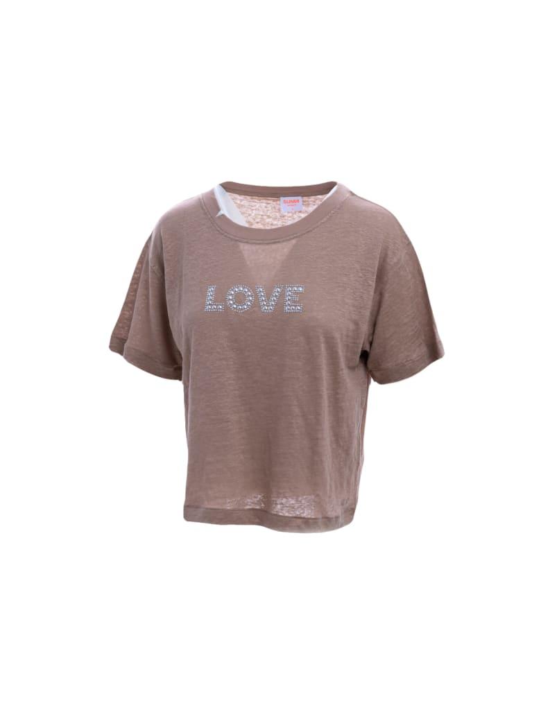 Sun 68 Sun68 T-shirt - New khaki