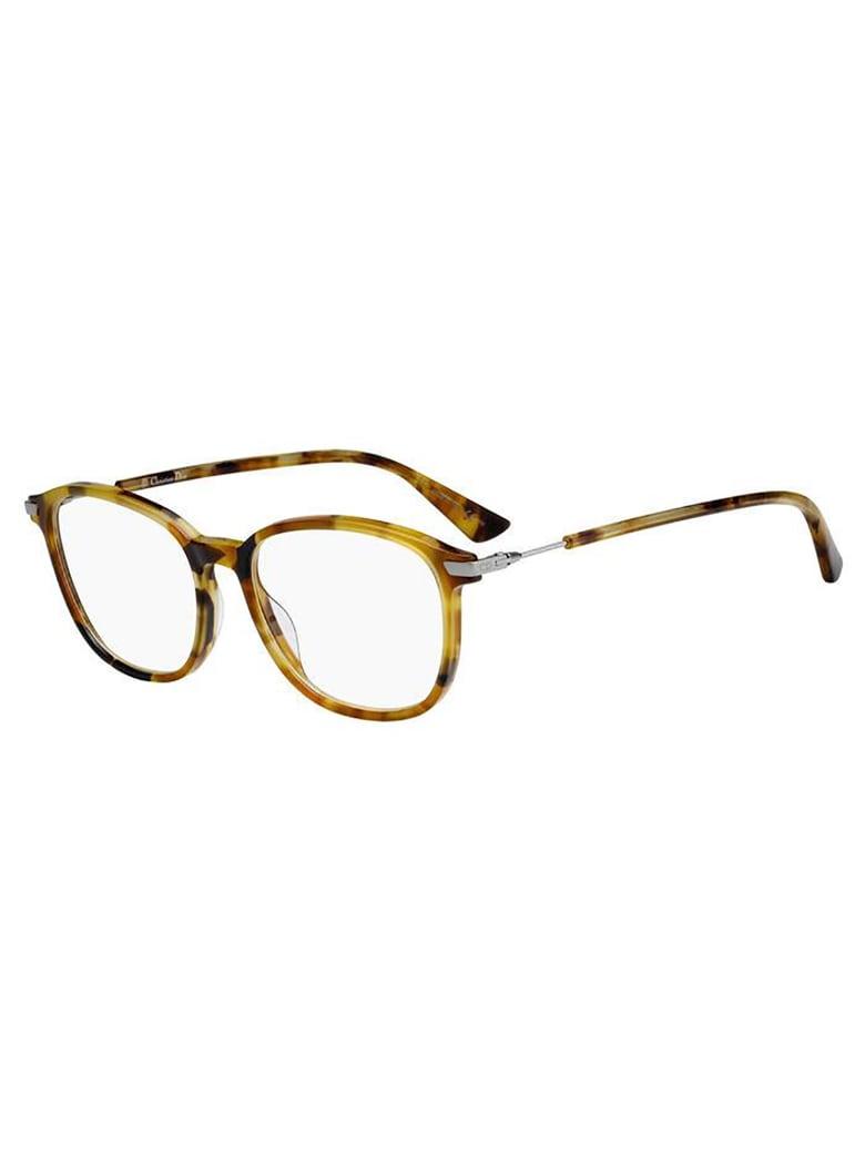 Christian Dior DIORESSENCE7 Eyewear - Lt Havana