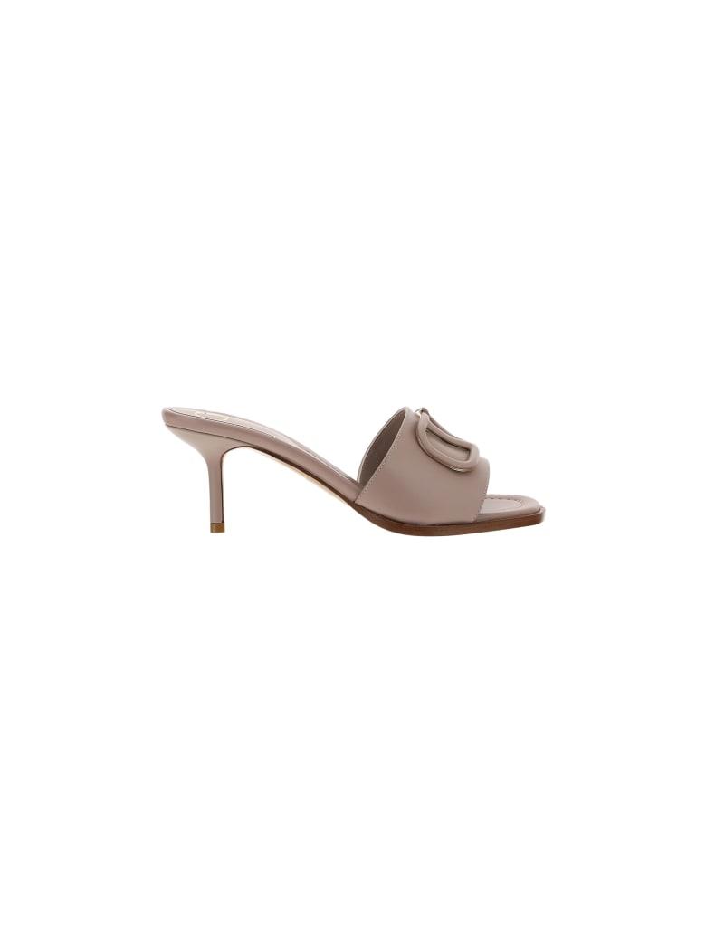Valentino Garavani Sandals - Poudre