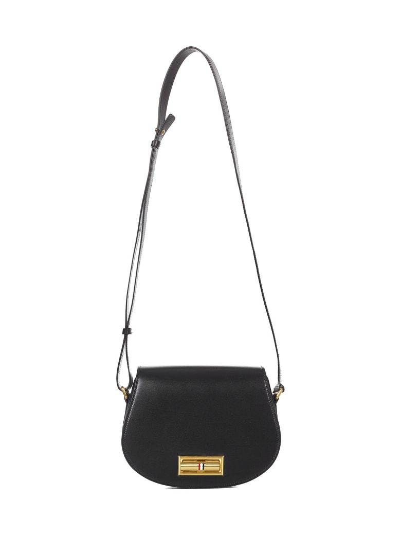 Thom Browne Shoulder Bag - Black