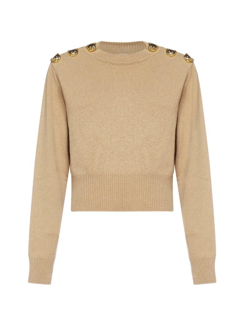 Moschino Sweater - Beige