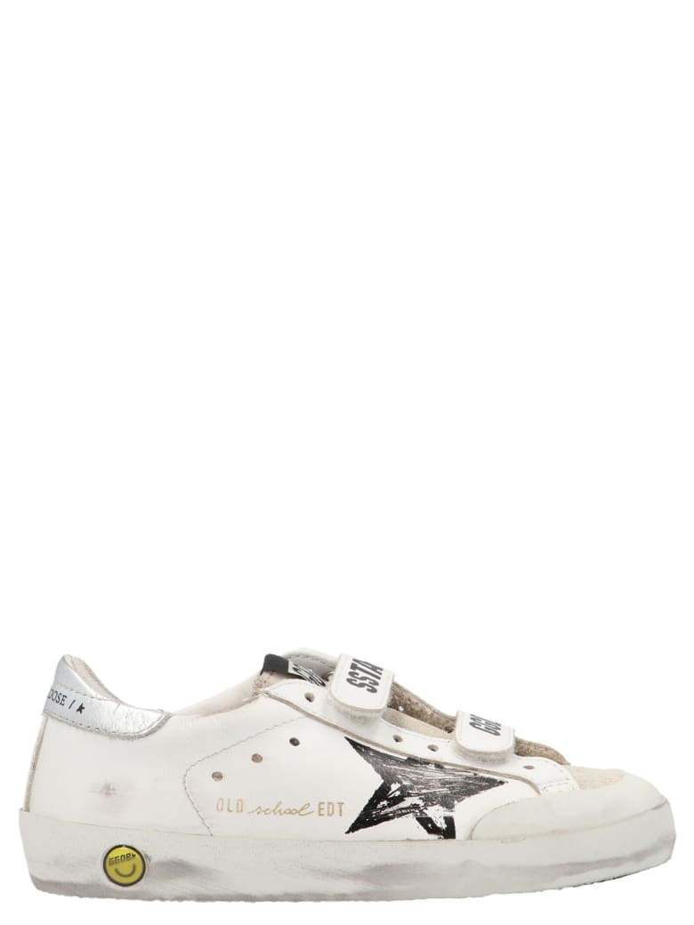 Golden Goose 'old School' Shoes - White