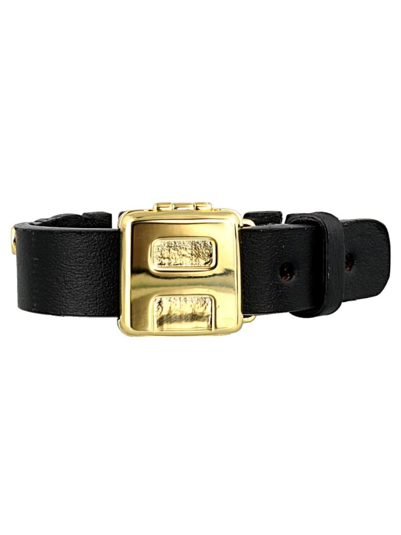 AMBUSH Logo Bracelet - Gold