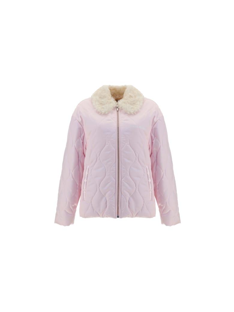 Miu Miu Jacket - Alabastro