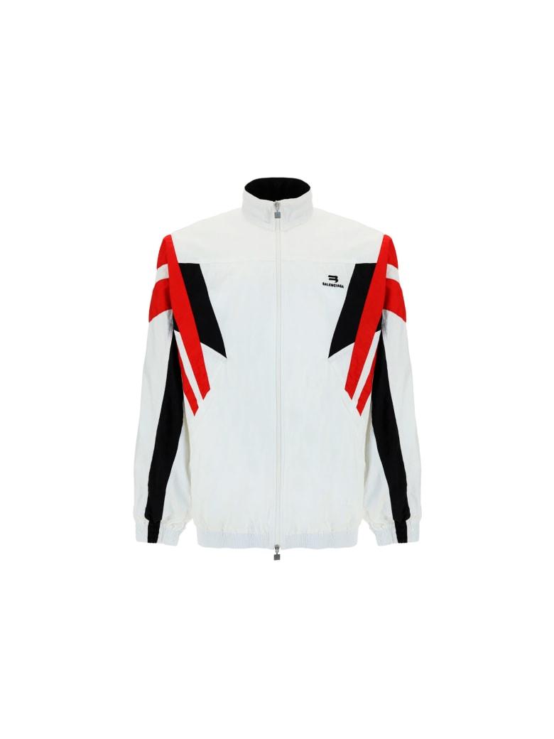 Balenciaga Tracksuit Jacket - White