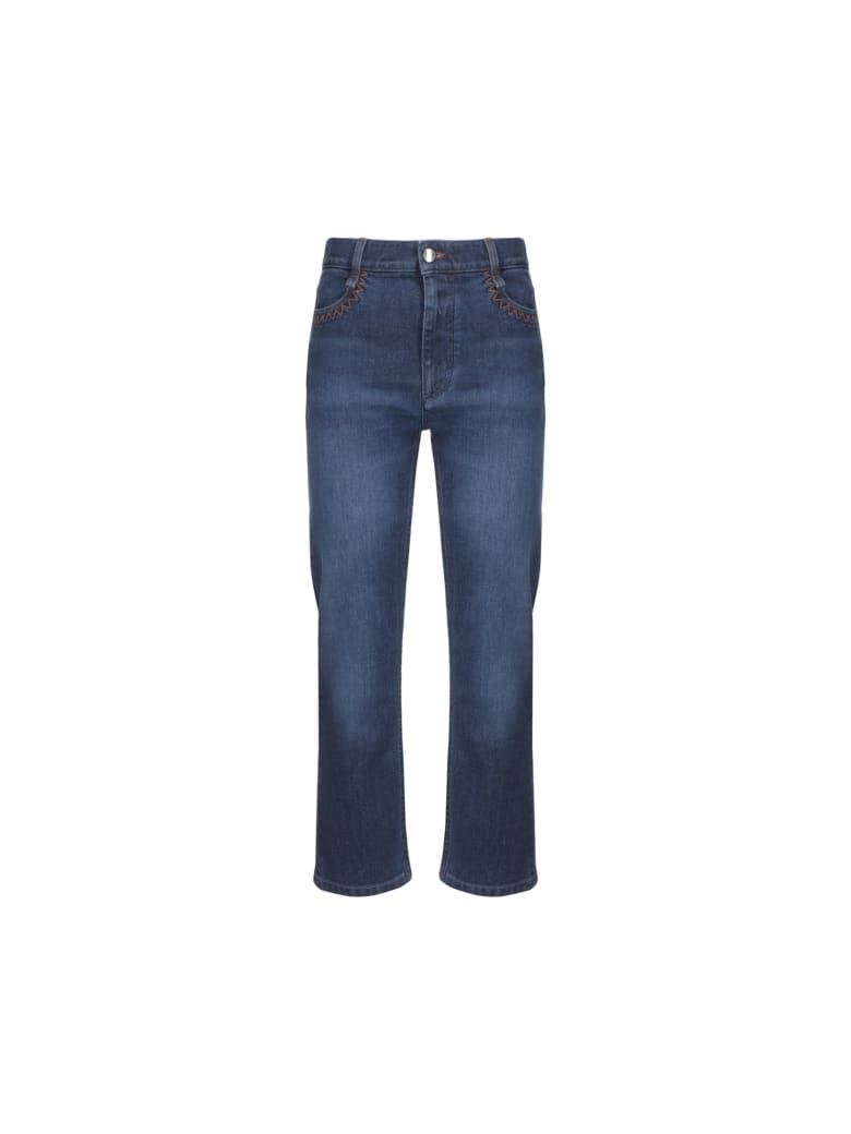 Chloé Jeans - Denim blue