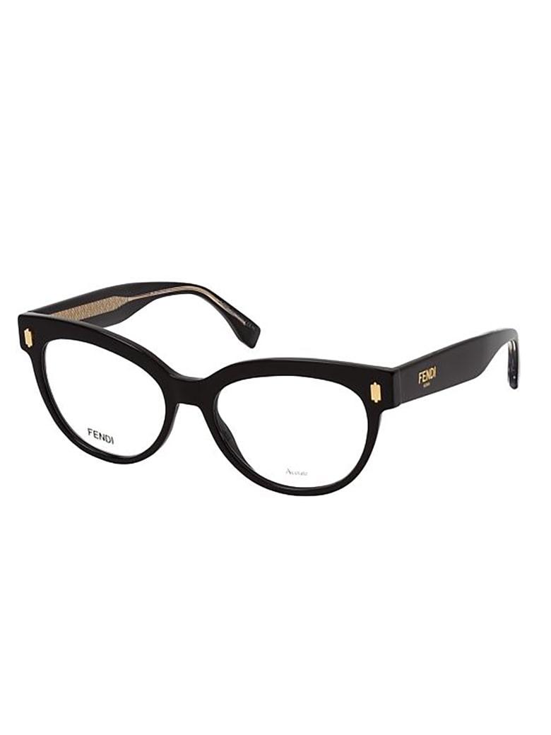 Fendi FF 0464 Eyewear - Black