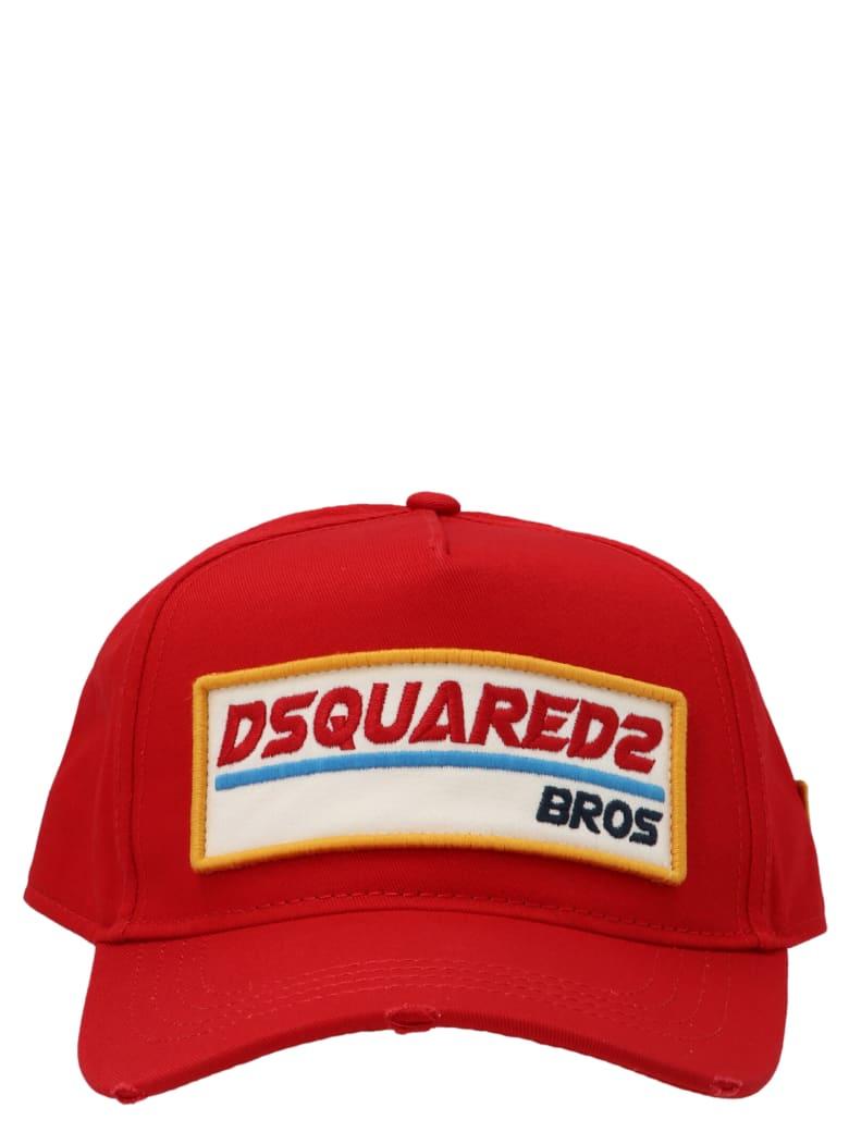Dsquared2 Cap - Red