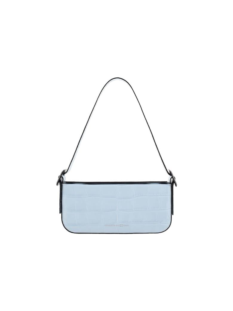 Benedetta Bruzziches Fujiko Shoulder Bag - Cocco/sky
