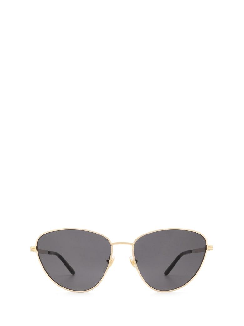 Gucci Gucci Gg0803s Gold Sunglasses - Gold