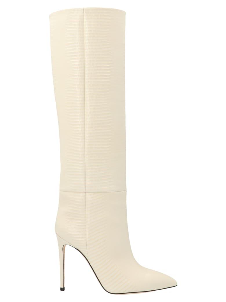 Paris Texas 'stiletto' Shoes - White
