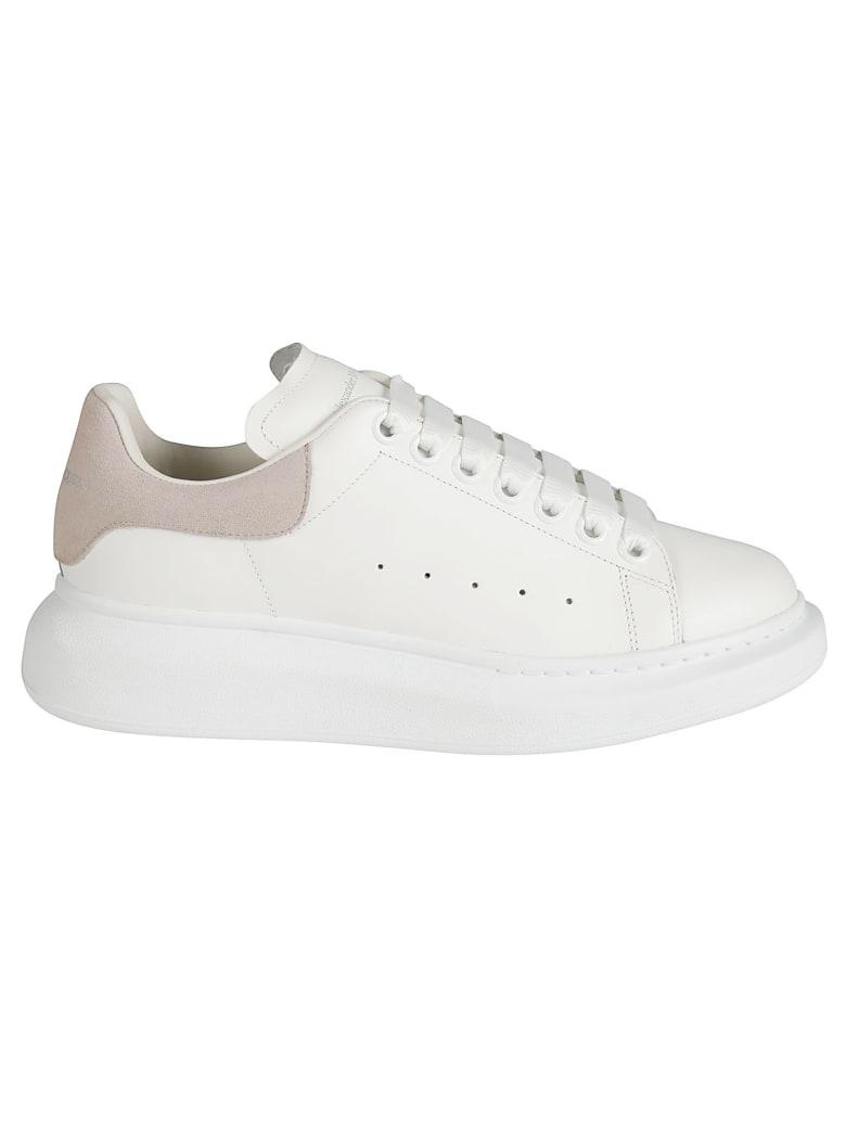 Alexander McQueen Classic Logo Sneakers - Rosa