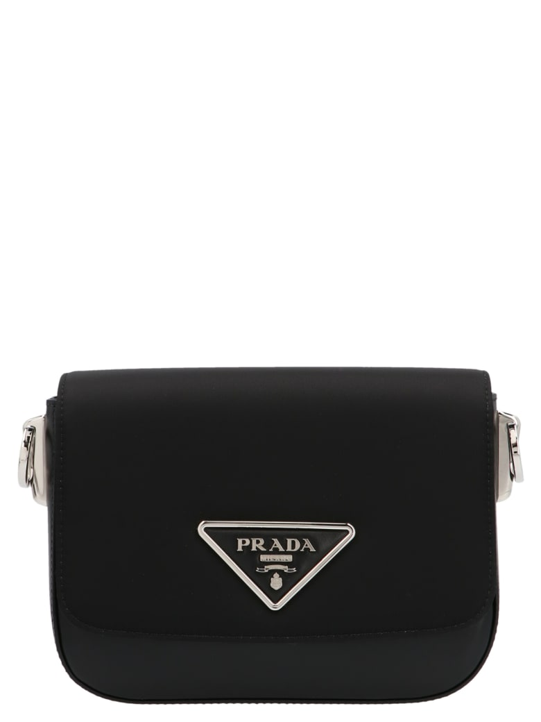 Prada 'prada Identity' Bag - Black
