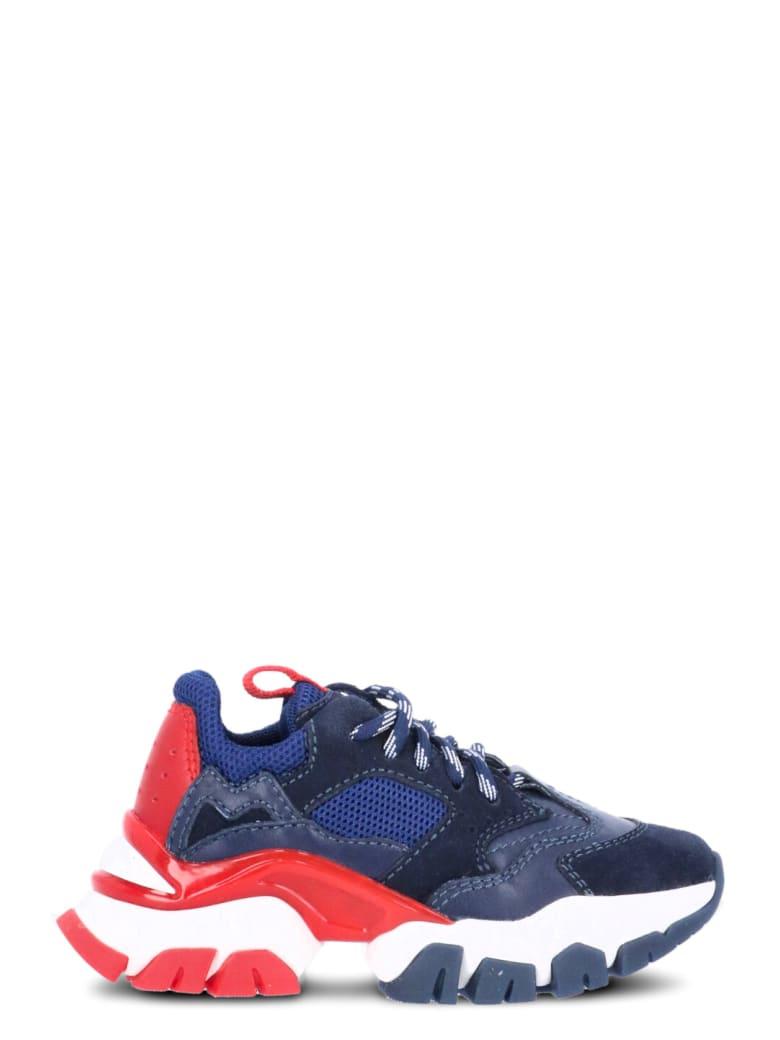 Moncler Leave No Trace Petite Sneaker - Multicolor