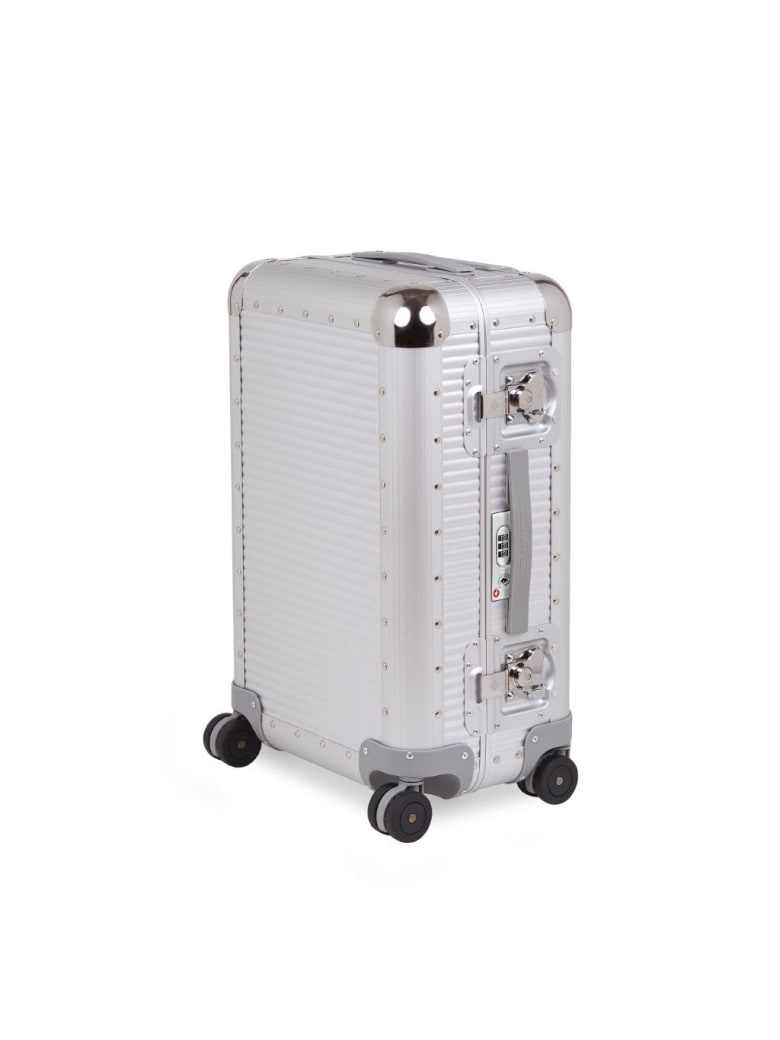 FPM Aluminum Bank S-spinner 68 - Moonlight Silver