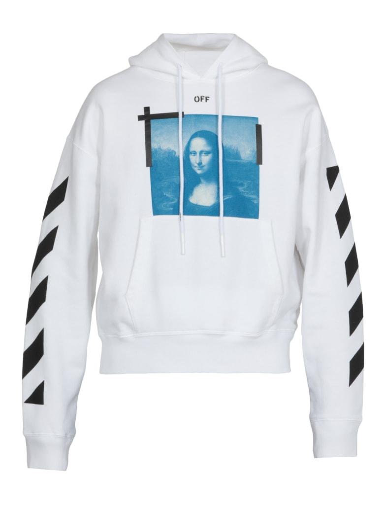 Off-White Monnalisa Sweatshirt - WHITE BLAC