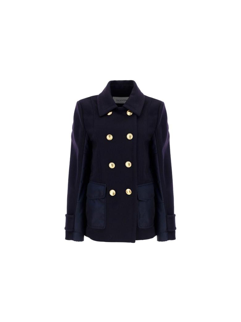 Valentino Coat - Navy