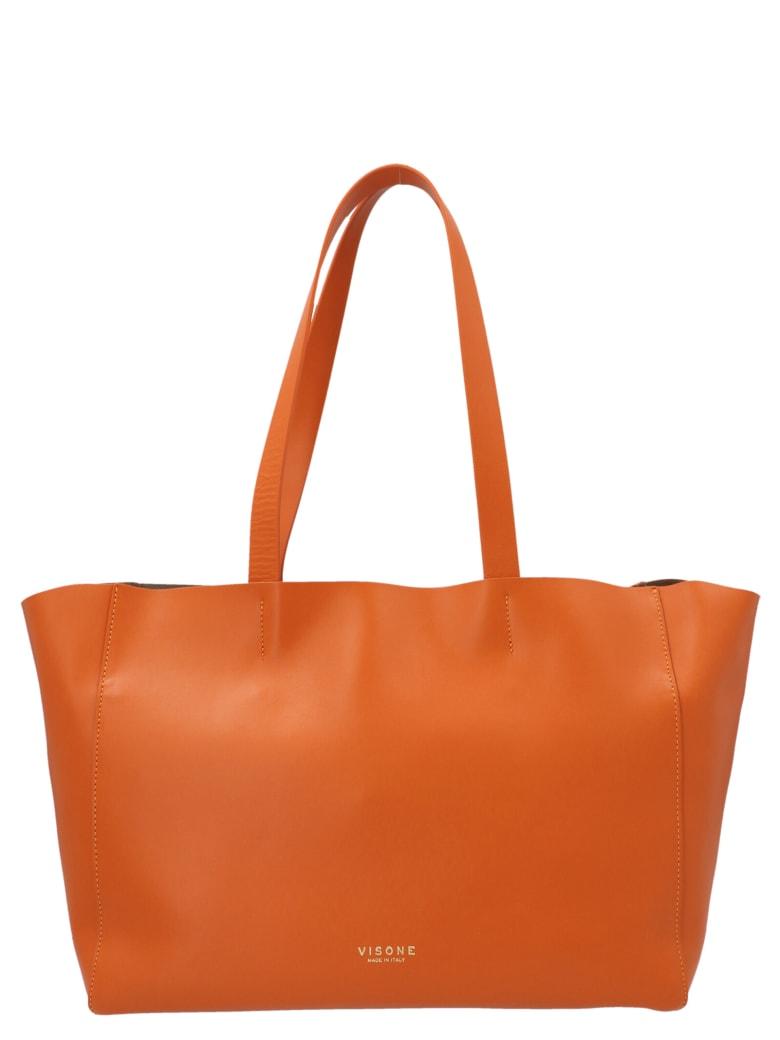 Visone 'amanda' Bag - Orange