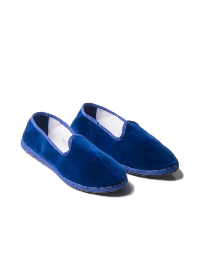 Le Sur Friulana Loafer - electric blue