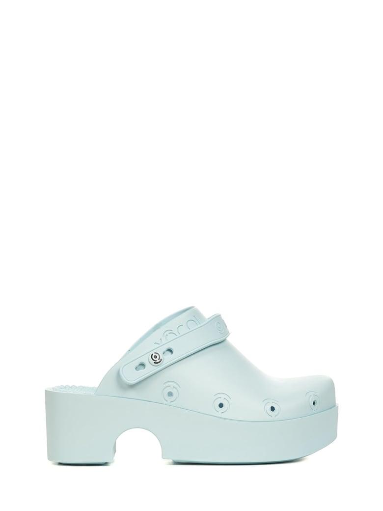 Xocoi Sandals - Light blue