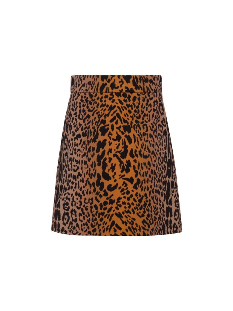 Miu Miu Skirt - Leopard