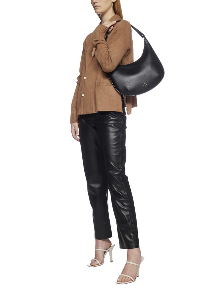MANU Atelier Shoulder Bag - Black