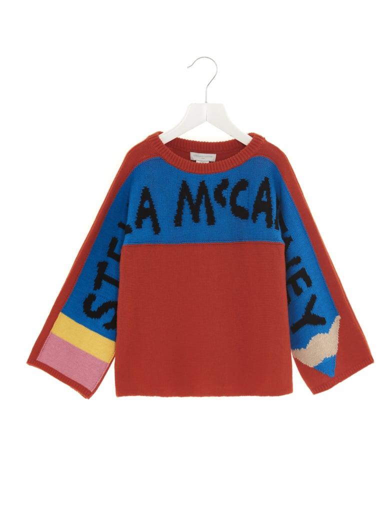 Stella McCartney 'pencil Stella' Sweater - Multicolor