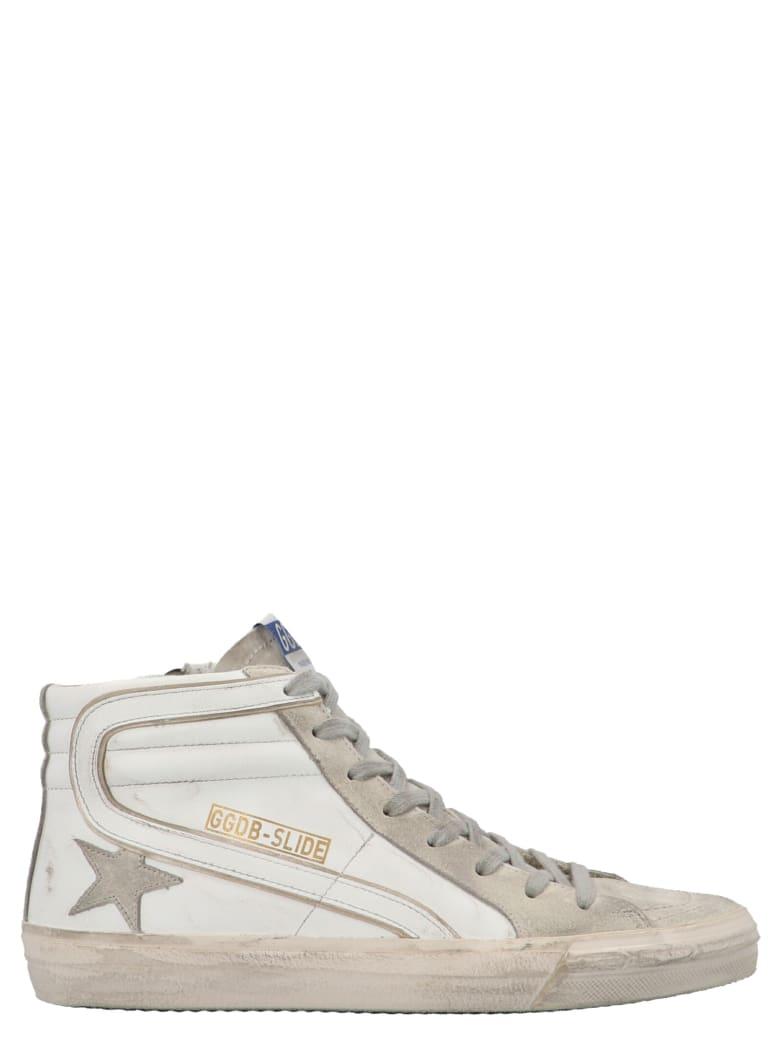 Golden Goose 'slide' Shoes - White