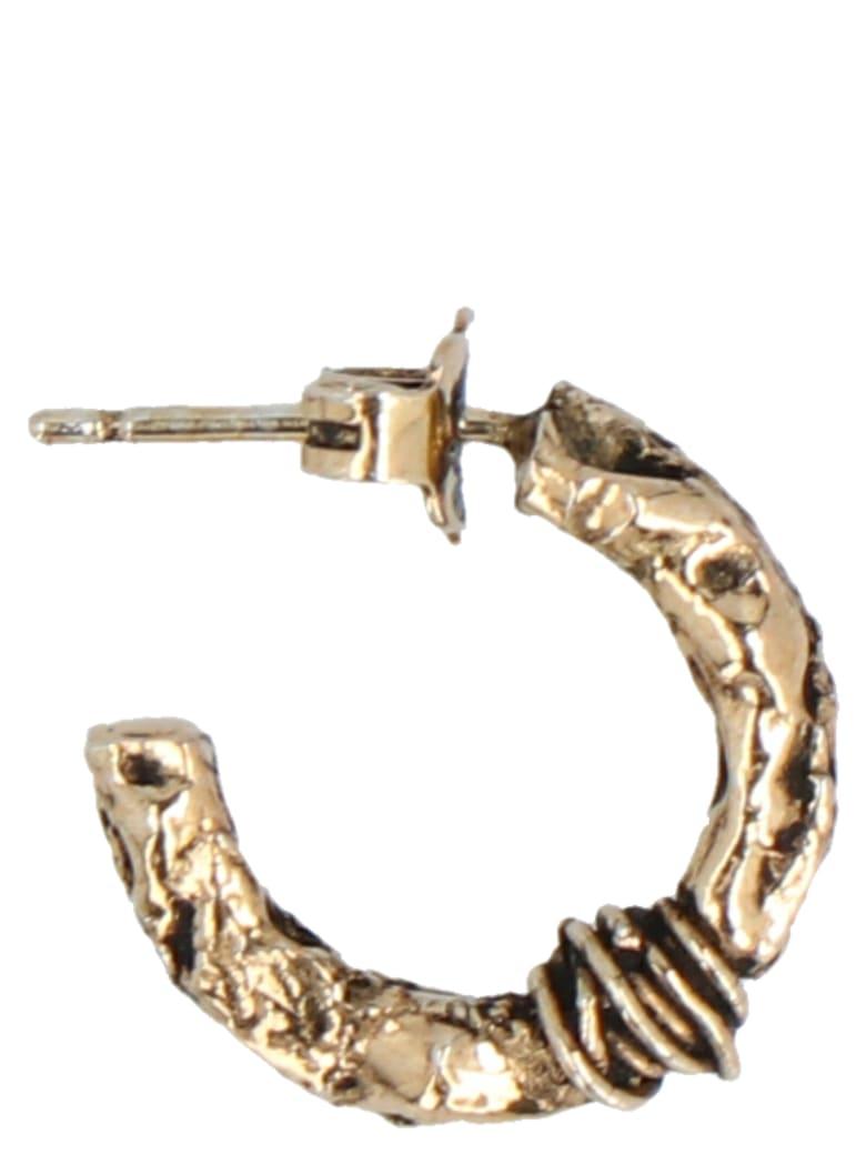 GIACOMOBURRONI Earrings - Gold