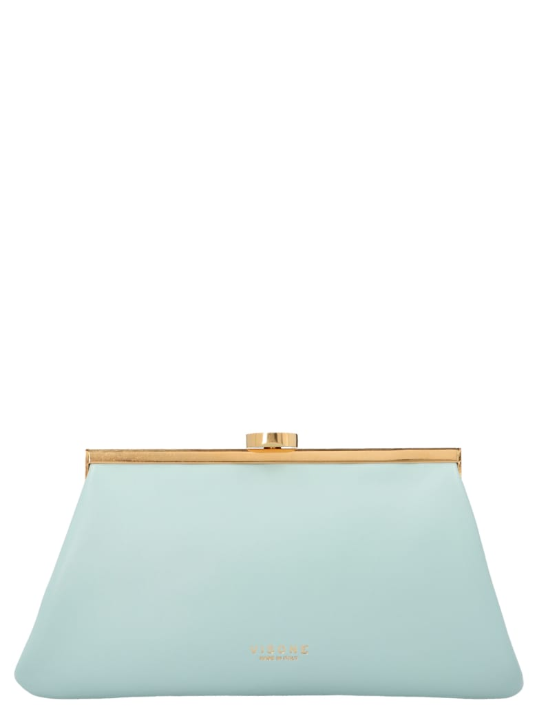 Visone 'rossy' Bag - Azzurro