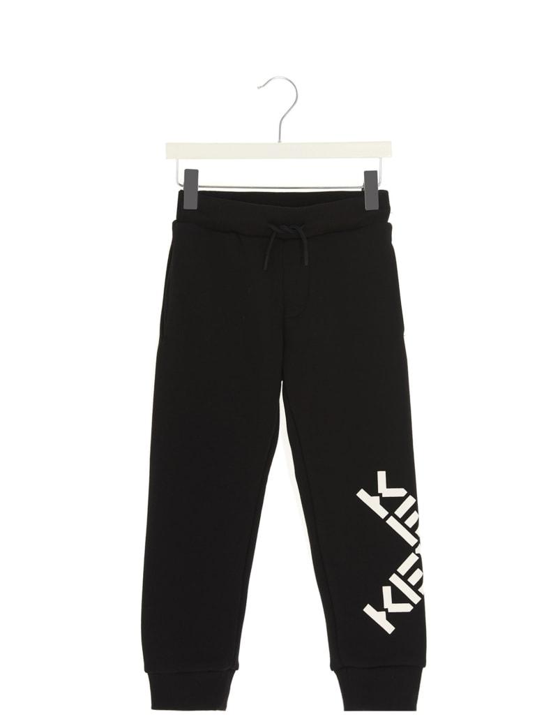 Kenzo Kids Joggings - Black