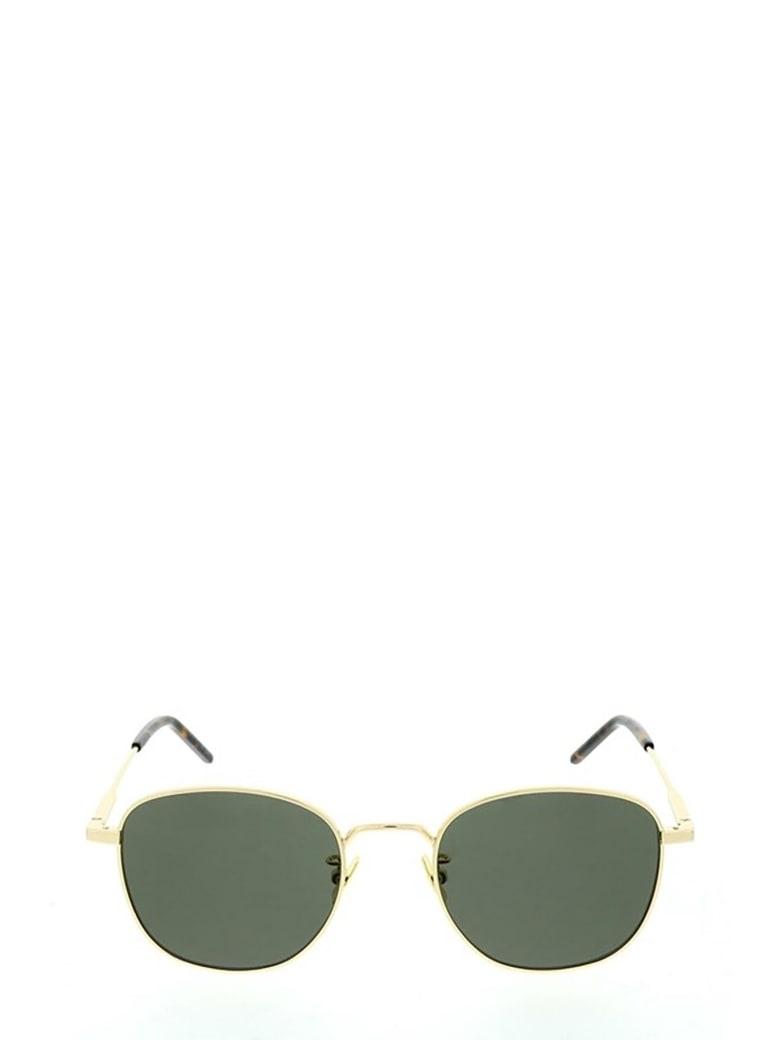 Saint Laurent Saint Laurent Sl 299 Gold Sunglasses - Gold