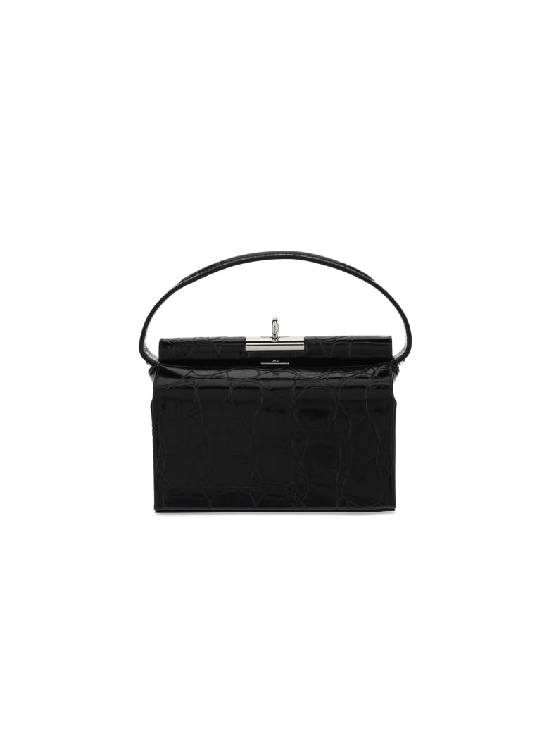 Gu_de Milky Chain Handbag - Black