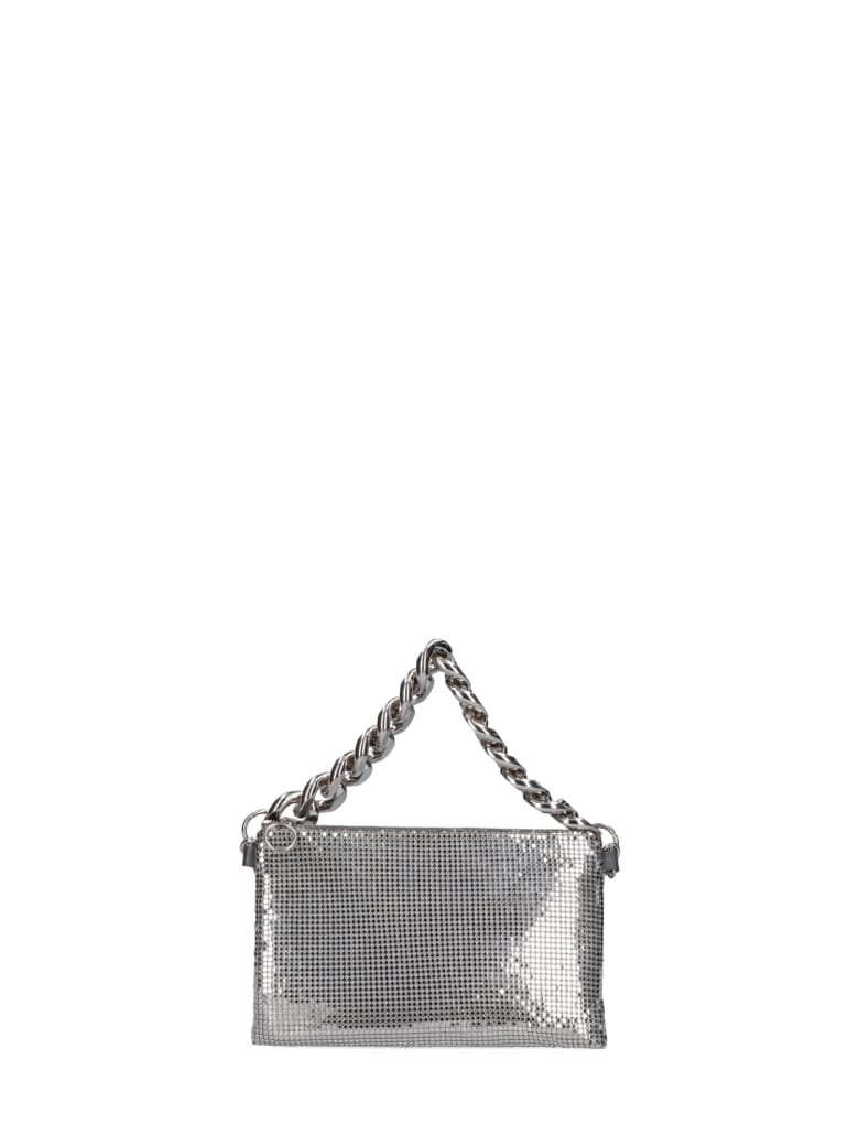 Kara Shoulder Bag - Silver