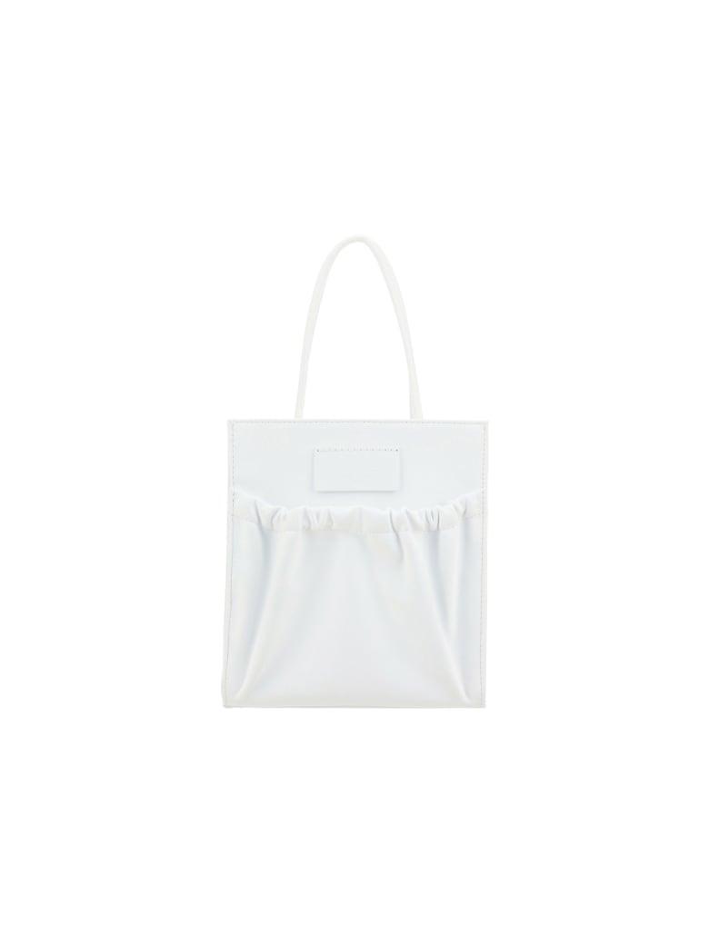 MM6 Maison Margiela Mm6 Hand Bag - White