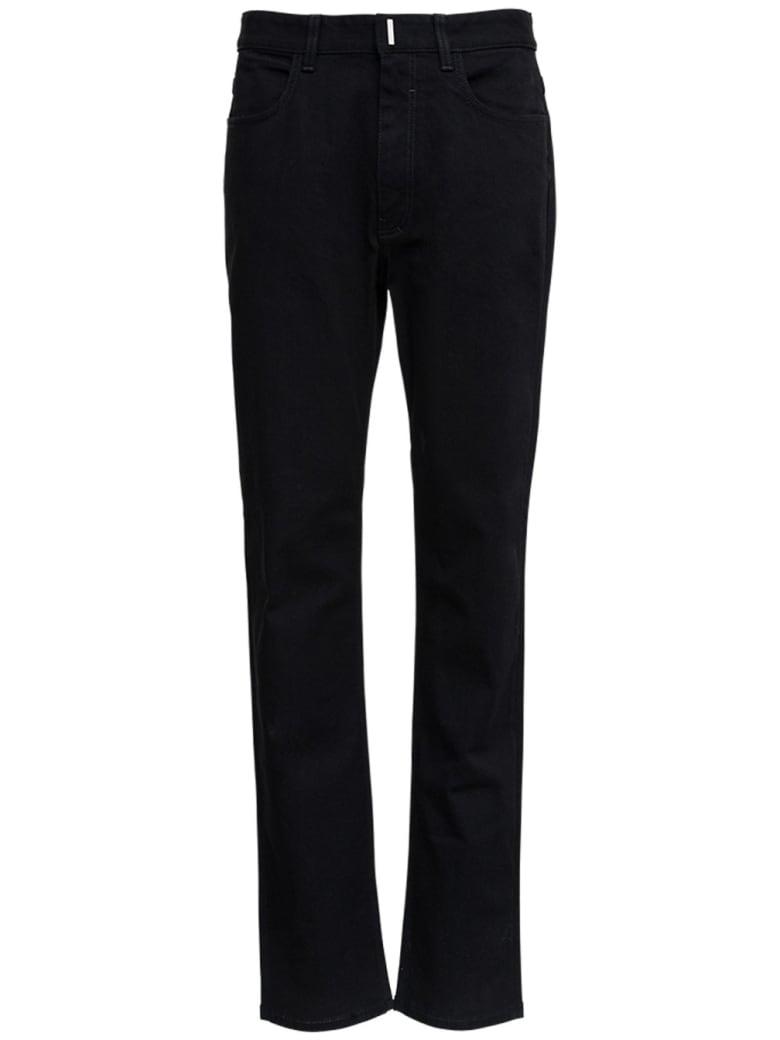 Givenchy Black Denim Jeans - Black