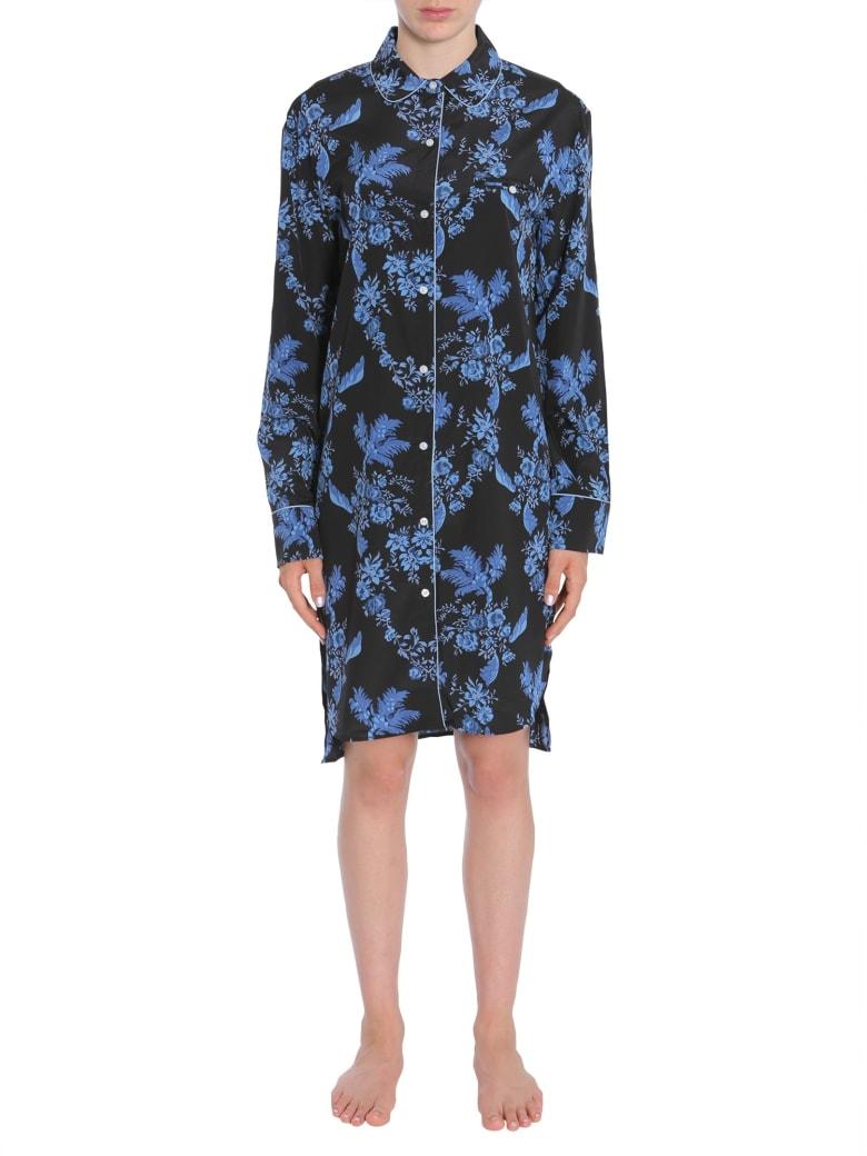 Stella McCartney Lingerie Poppy Snoozing Shirt - BLU