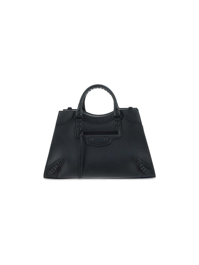 Balenciaga Neo Classic City Handbag - Black