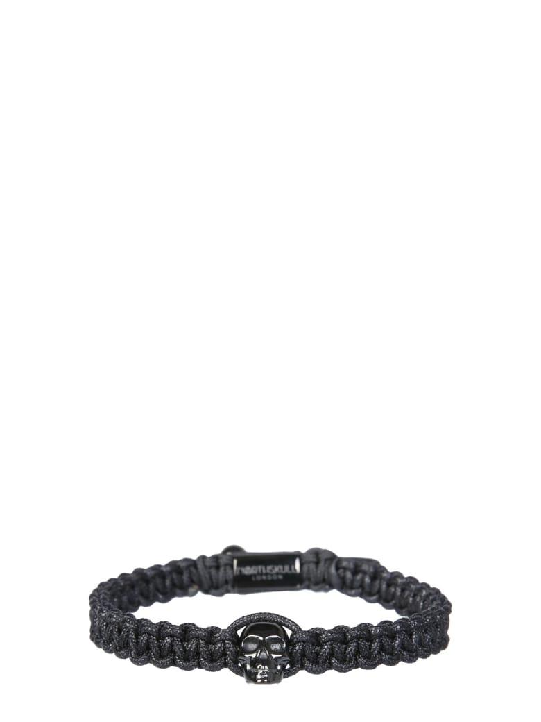 Northskull Bracelet With Skull - NERO