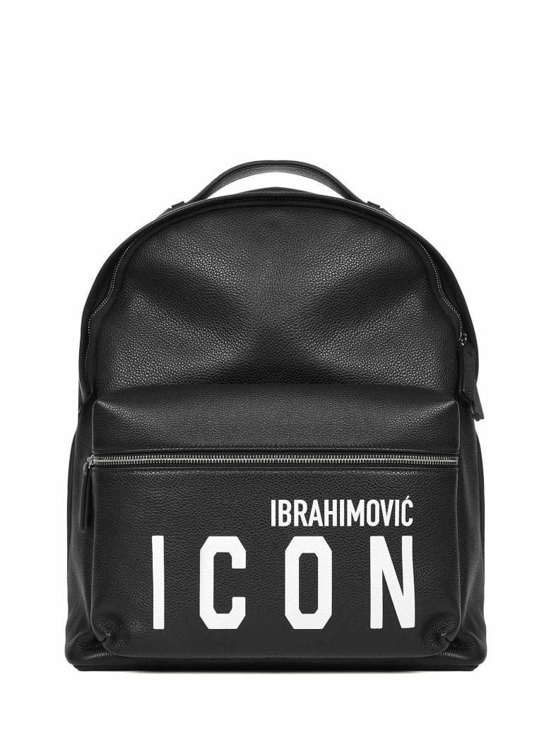 Dsquared2 D2 X Ibra Backpack - Black