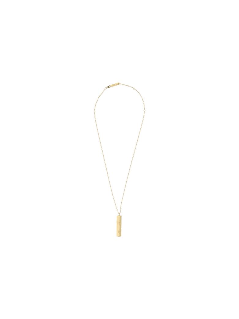 AMBUSH Necklace - GOLD NO C