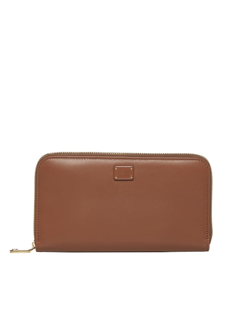 Dolce & Gabbana Wallet - Marrone chiaro
