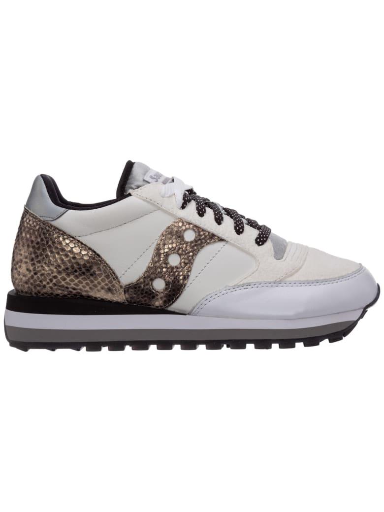Saucony Bo Sneakers - Bianco
