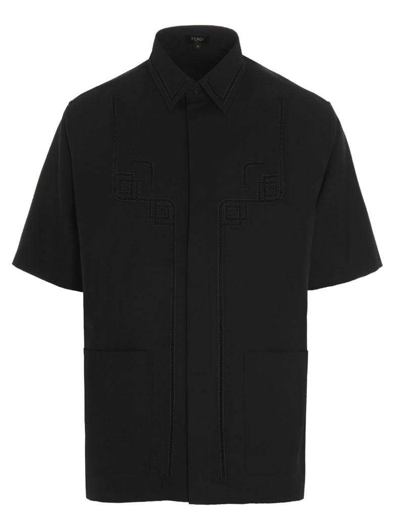 Fendi Shirt - Black