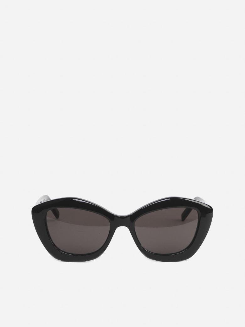Saint Laurent Sl 68 Cat-eye Sunglasses - Black