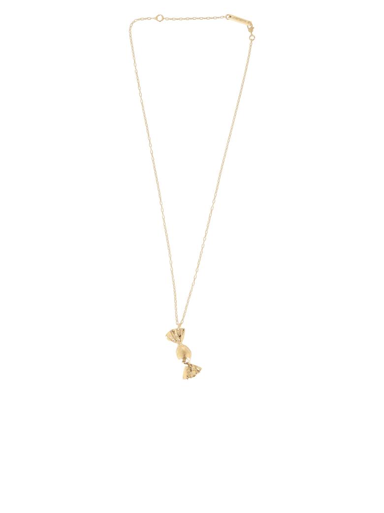 AMBUSH Candy Charm 2 Necklace - Gold