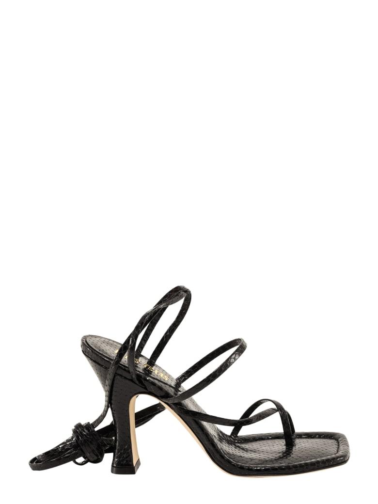 Paris Texas Sandals - Black